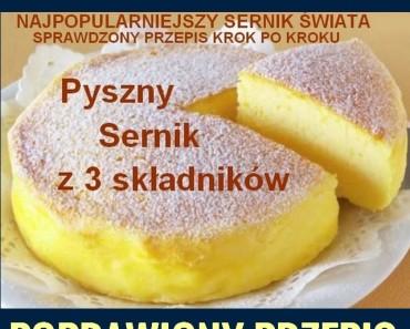 DOMOWESPOSOBYNAZDROWIE.PL-SERNIK-NAJPOPULARNIEJSZY-PRZEPIS