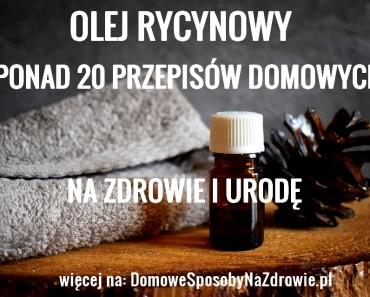 DOMOWESPOSOBYNAZDROWIE.PL-OLEJ-RYCYNOWY-PRZEPISY