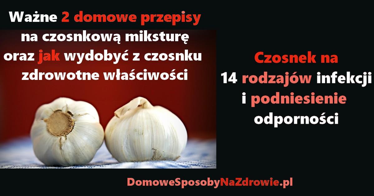 DomoweSposobyNaZdrowie.pl-domowe-sposoby-na-infekcje-czosnek-14-przepisow