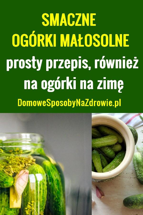 DomoweSposobyNaZdrowie.pl-ogorki-malosolne-przepis