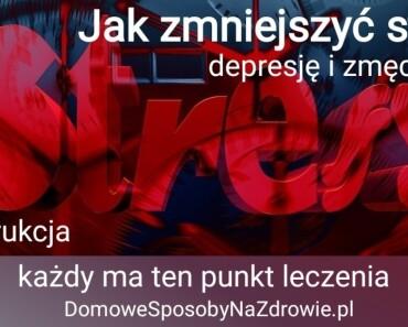 DomoweSposobyNaZdrowie.pl- punkt-stresu-medycyna-chinska